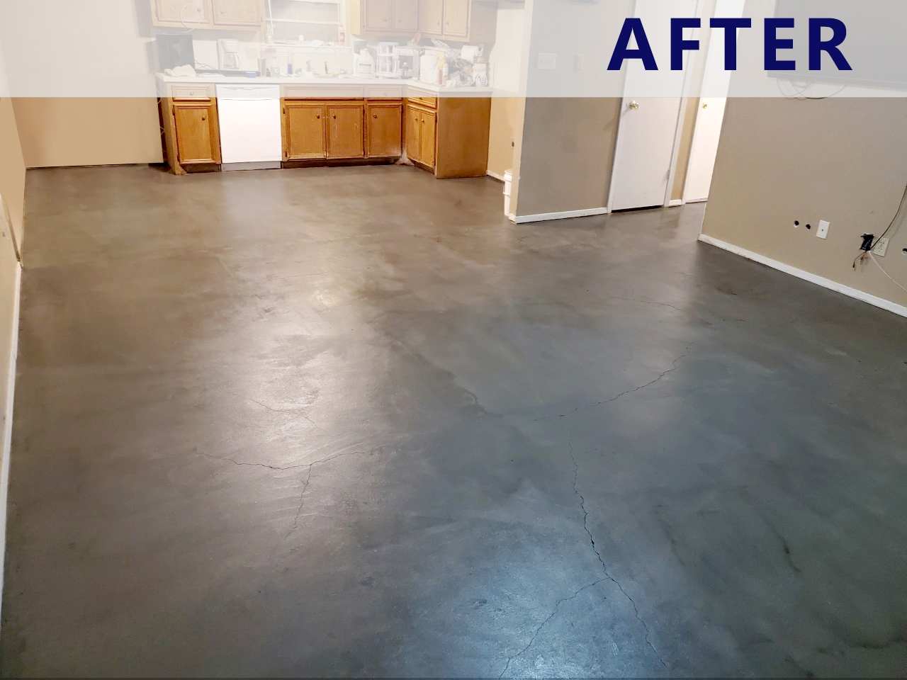After picture of project.