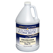uDoIt Coatings Degreaser & Stain Treatment